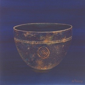 Store ancient celtic vessel
